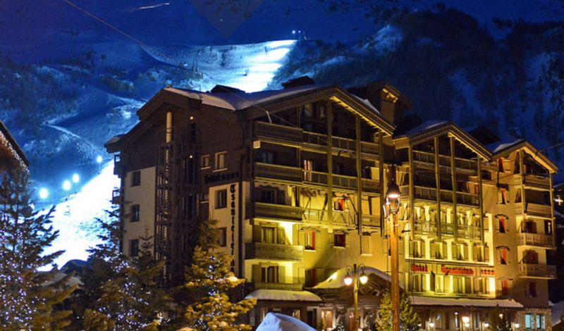 hotel val d'isere